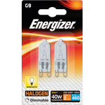 Ugnsglödlampa 15W 80 Lumen E14 2-pack