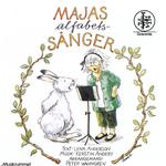 Majas Alfabetssånger - CD