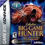GBA Cabelas Big Game Hunter
