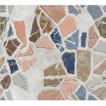 Mosaik Sten Självhäftande kakeldekor