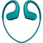 Sony NW-WS623 4 GB vattentät Walkman MP3-spelare med Bluetooth - Blå