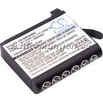 Batteri till Garmin Virb Ultra mfl - 1.000 mAh