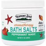 Vermont Soap Peppermint Magic Aromatherapy Bath Salts