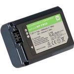 Sony Batteri till Sony Mirrorless Alpha A6000, 7.2V (6.8V), 860 mAh