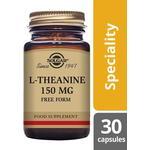 Solgar L-Theanine, 150mg, 30 Capsules