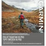 Garmin Friluftskarta V6 Pro TOPO Sverige v6 PRO