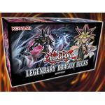 Yu-Gi-Oh! Deck - Legendary Dragon Decks - 3 x Structure Deck!