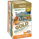 Nature's Plus Animal Parade GOLD Barn Multivitamin, 120 tabl. Blandade smaker