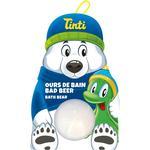 Badkul - Isbjörn med 2 st. badkulor