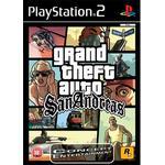 PS2 Grand Theft Auto GTA - San Andreas