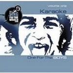 Karaoke For The Boys - CDG