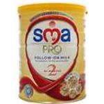 SMA Pro 2 Follow-On Milk (From 6 Months) 800g