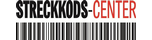 Streckkods-Center Logotyp