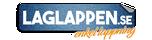 Laglappen Logotyp