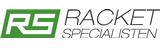 Racketspecialisten Logotyp