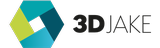 3D Jake Logotyp