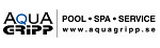 Aquagripp Pool & Spa Logotyp
