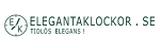 Elegantaklockor Logotyp