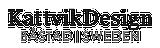 KattvikDesign Logotyp