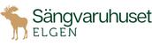 Sängvaruhuset Elgen Logotyp