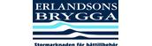 Erlandsons Brygga Logotyp