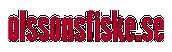 Olssons Fiske Logotyp