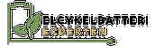 Elcykelbatteri Experten Logotyp
