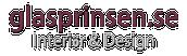 Glasprinsen Logotyp
