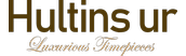 Hultins Ur Logotyp
