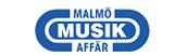 Malmö Musikaffär Logotyp