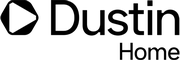 Dustin Home Logotyp