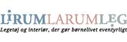 Lirum Larum Leg Logotyp
