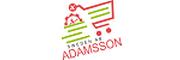 Adamsson Sweden Logotyp