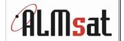 Almsat Logotyp