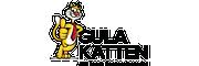 Gula Katten Logotyp