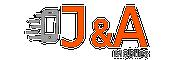 J & A Mobiles Logotyp