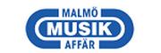 MalmöMusikaffär Logotyp
