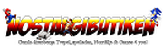 Nostalgibutiken Logotyp
