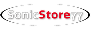 Sonicstore 77 Logotyp