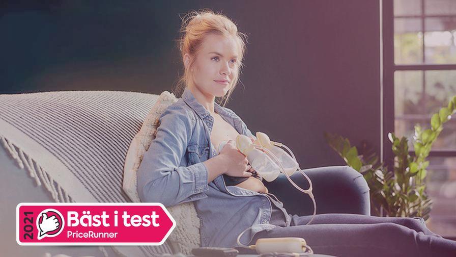Bröstpump bäst i test