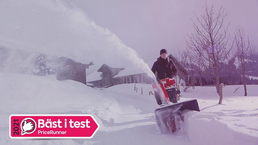 snöslunga bäst i test