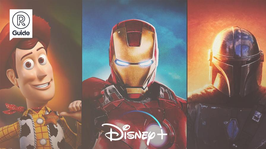 Disney+ Toy story Iron man Mandalorian