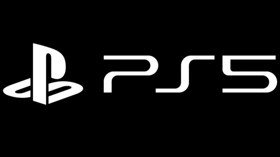 PS5 Logga
