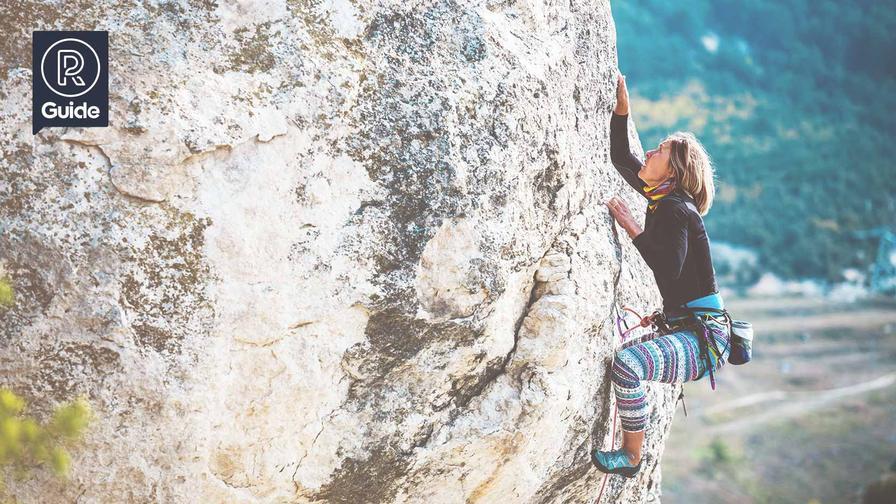 Börja klättra
