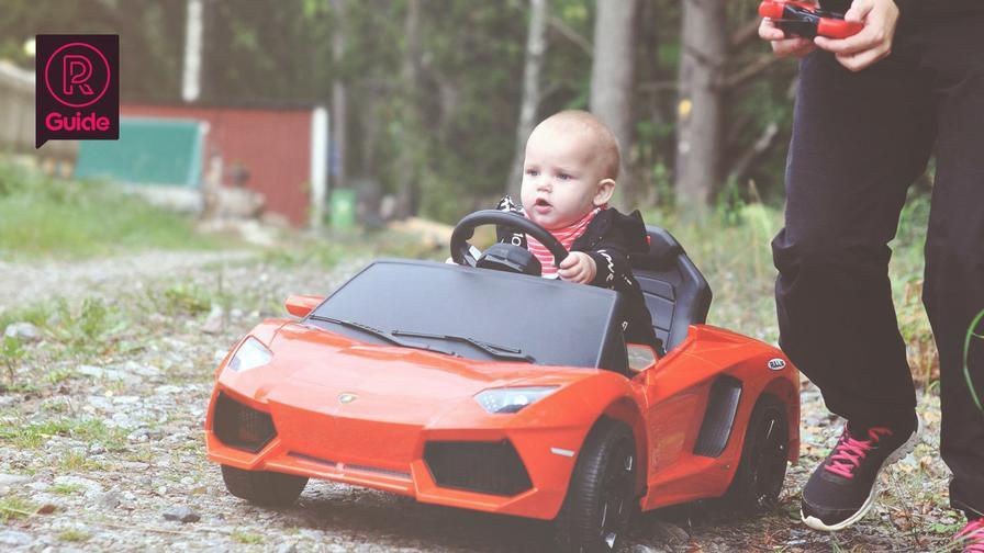 Elbil för barn - allt du behöver veta inför köp 2021