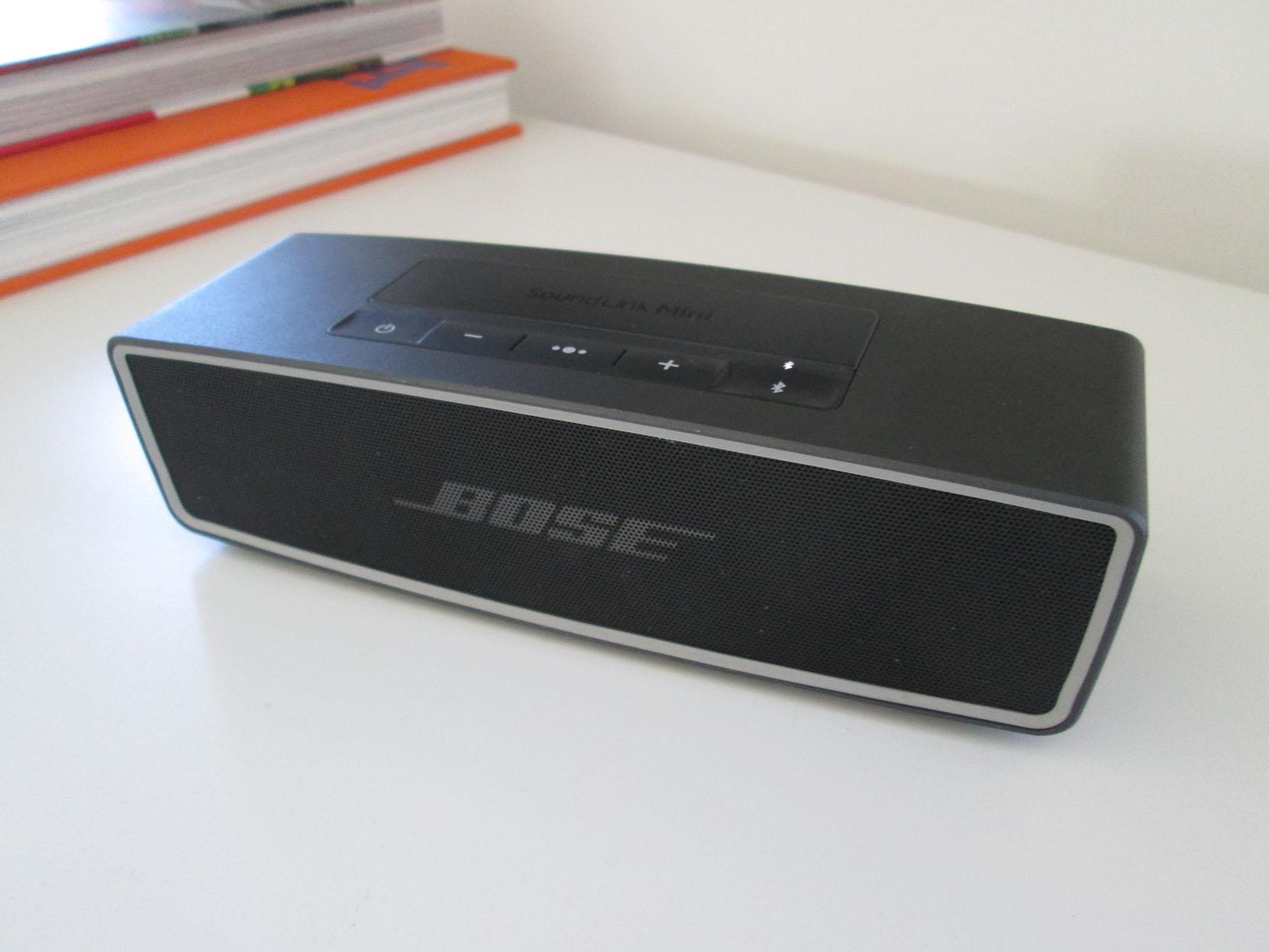 Här testas Soundlink Mini 2 från Bose