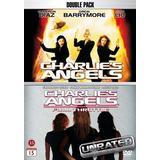 Angels Filmer Charlie's änglar 1+2 (DVD 2010)