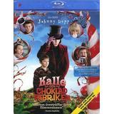 Charlie Filmer Kalle och chokladfabriken (Blu-ray)