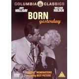 Yesterday Filmer Born yesterday (DVD)