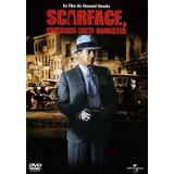 Scarface, Chicagos siste gangster Filmer Scarface - Chicagos siste gangster (DVD)